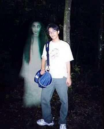 реальные призраки фото